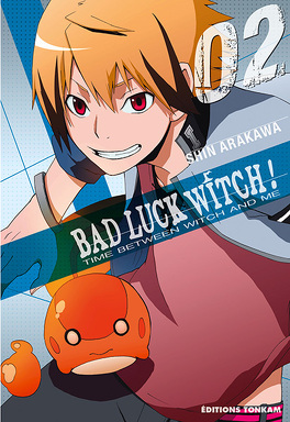 Couverture du livre : Bad Luck Witch! Tome 2