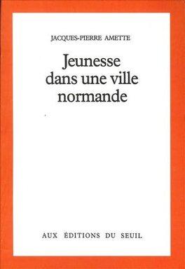 Couverture du livre : Jeunesse dans une ville normande