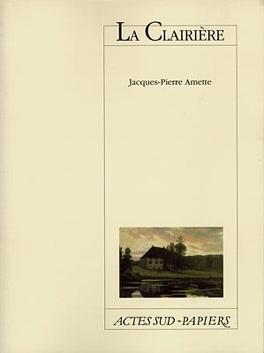 Couverture du livre : La clairière