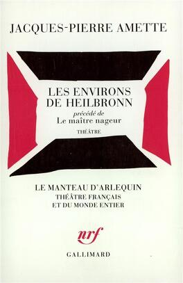 Couverture du livre : Les environs de heilbronn / le maitre nageur