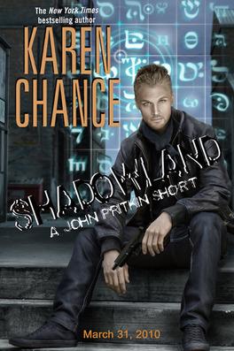 Couverture du livre : Cassandra Palmer, Tome 4.6 : Shadowland