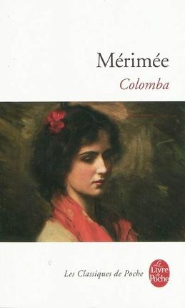 Couverture du livre : Colomba