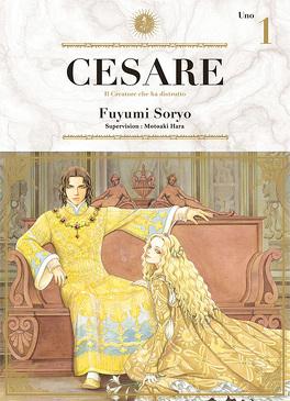 Couverture du livre : Cesare, tome 1