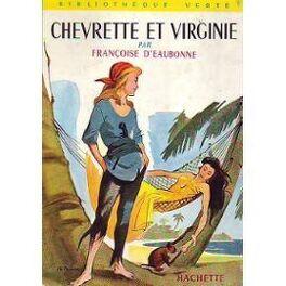 Couverture du livre : Chevrette et Virginie