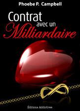 Couverture du livre : Contrat Avec un Milliardaire, Tome 2