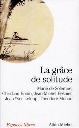 Couverture du livre : La grâce de solitude