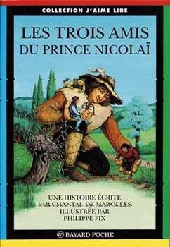 Couverture de Trois amis du prince nicolai n25