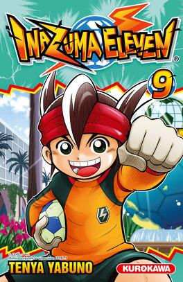 Couverture du livre : Inazuma Eleven, Tome 9