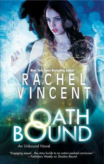 Couverture du livre : Unbound, Tome 3 : Oath Bound