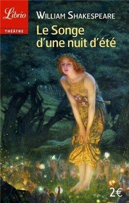 Couverture du livre : Le Songe d'une nuit d'été