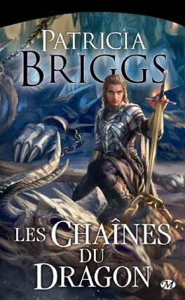 Couverture du livre : Hurog, Tome 1  : Les Chaînes du dragon