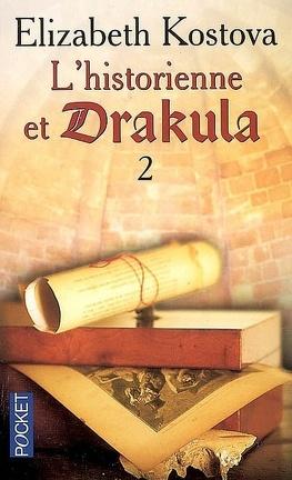 Couverture du livre : L'Historienne et Drakula, Tome 2