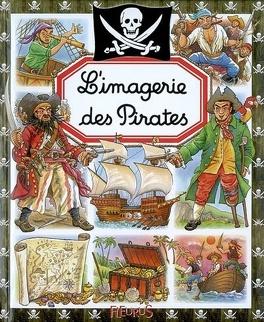 Couverture du livre : L'Imagerie des pirates