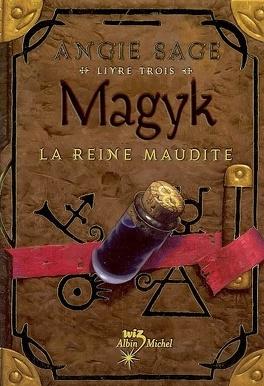 Couverture du livre : Magyk, Tome 3 : La reine maudite