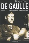 couverture De Gaulle : Volume 1, De l'enfance à l'appel du 18 juin