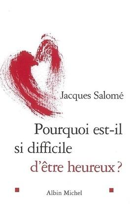 Couverture du livre : Pourquoi est-il si difficile d'être heureux ?