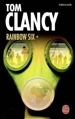 Couverture du livre : Rainbow six, Tome 1