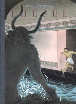 Couverture du livre : Thésée : comment naissent les légendes