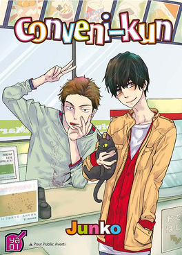 Couverture du livre : Conveni-kun