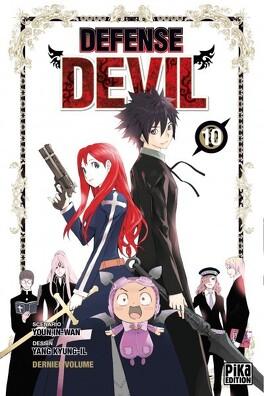 Couverture du livre : Defense Devil, Tome 10