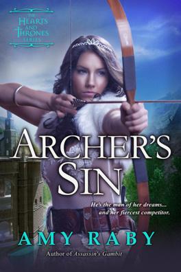 Couverture du livre : Le Cycle de Kjall, Tome 2.5 : Archer's Sin