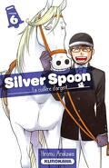 Silver Spoon : La cuillère d'argent, Tome 6