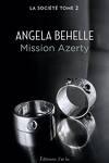 couverture La Société, Tome 2 : Mission Azerty