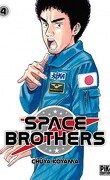 Space Brothers, Tome 4