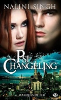 Psi-Changeling, Tome 6 : Marques de feu