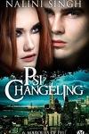 couverture Psi-Changeling, Tome 6 : Marques de feu