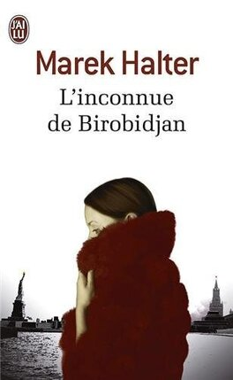 Couverture du livre : L'inconnue de Birobidjan
