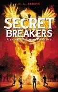 Secret Breakers, Tome 2 : Le code de Dorabella