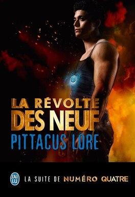 Couverture du livre : Les Loriens, tome 3 : La Révolte des Neuf
