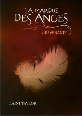 Couverture du livre : La Marque des Anges, Tome 2 : Revenante