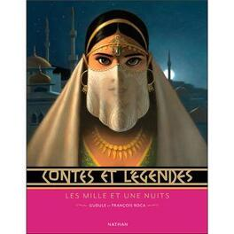 Couverture du livre : Contes et légendes des Mille et une nuits