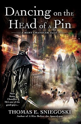 Couverture du livre : Remy Chandler, Tome 2 : Dancing on the Head of a Pin