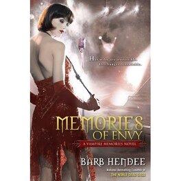 Couverture du livre : Vampire Memories, Tome 3 : Memories of Envy
