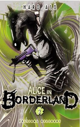 Couverture du livre : Alice in Borderland, Tome 2