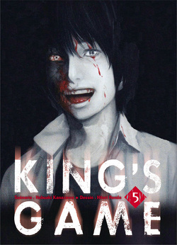 Couverture de King's Game, Tome 5