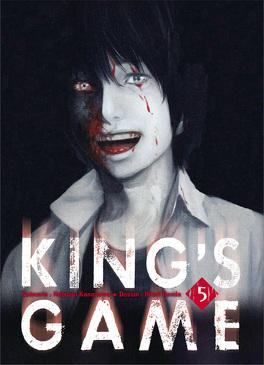 Couverture du livre : King's Game, Tome 5