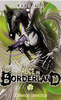 Alice in Borderland, Tome 2
