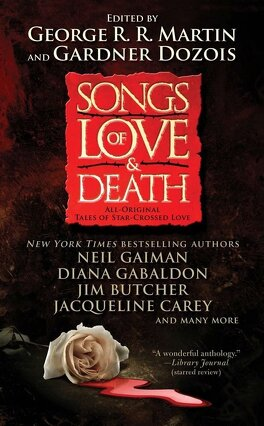 Couverture du livre : Songs of Love and Death