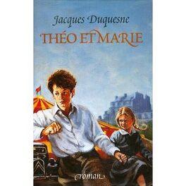 Couverture du livre : Theo et Marie