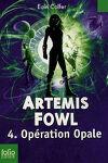 couverture Artemis Fowl, Tome 4 : Opération Opale