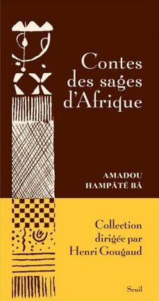 Couverture du livre : Contes des sages d'Afrique