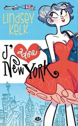 Couverture du livre : J'adore New York