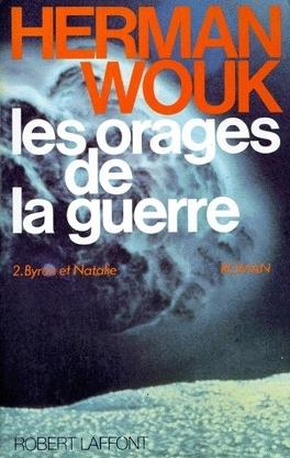 Couverture du livre : Les Orages de la guerre, tome 2