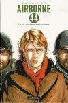 couverture Airborne 44, tome 1 : Là où tombent les hommes