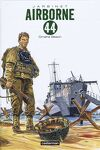 couverture Airborne 44, tome 3 : Omaha Beach