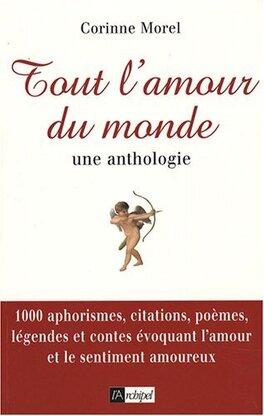 Couverture du livre : Tout l'amour du monde (une anecdote)